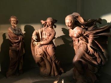 Niccolò dell'Arca: Die Beweinung Christi