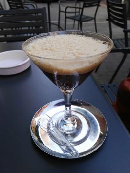 Caffè shakerato in Rom